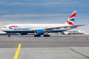 British Airways 777 made a rare appearance in Helsinki after diversion title=