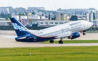 VP-BQL - Nordavia Boeing 737-500 aircraft