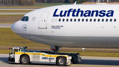 D-AIKG - Lufthansa Airbus A330-300