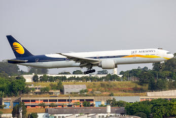 A6-JAE - Jet Airways Boeing 777-300ER