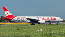 OE-LPF - Austrian Airlines/Arrows/Tyrolean Boeing 777-200ER aircraft