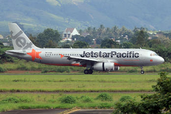 VN-A198 - Jetstar Pacific Airlines Airbus A320