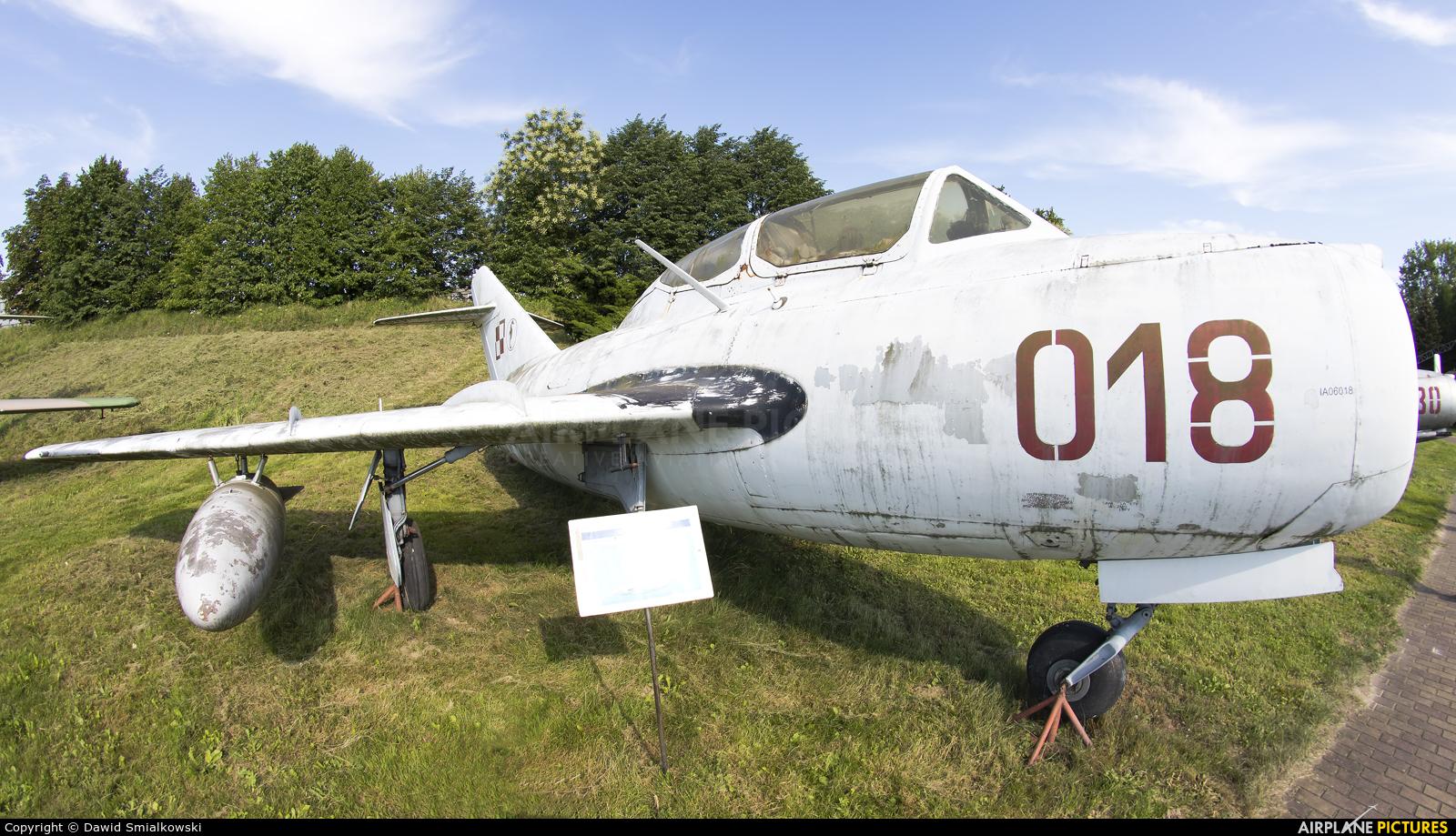 Poland - Navy 018 aircraft at Kraków, Rakowice Czyżyny - Museum of Polish Aviation