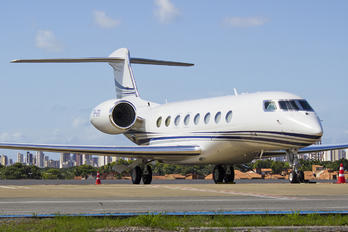 PR-GVI - Private Gulfstream Aerospace G650, G650ER