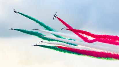 "MM55558 - Italy - Air Force ""Frecce Tricolori"" Aermacchi MB-339-A/PAN"