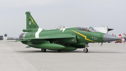 12-138 - Pakistan - Air Force Chengdu / Pakistan Aeronautical Complex JF-17 Thunder