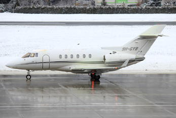 9H-GYB - Comlux Aviation Hawker Beechcraft 900XP