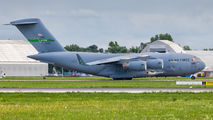 01-0187 - USA - Air Force Boeing C-17A Globemaster III aircraft