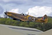 "MK356 - Royal Air Force ""Battle of Britain Memorial Flight&quot Supermarine Spitfire LF.IXc aircraft"