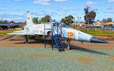 74-01514 - USA - Marine Corps Northrop F-5E Tiger II