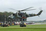3362 - Czech - Air Force Mil Mi-35 aircraft