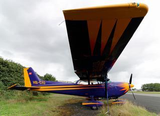 HB-CIU - Private Reims F172