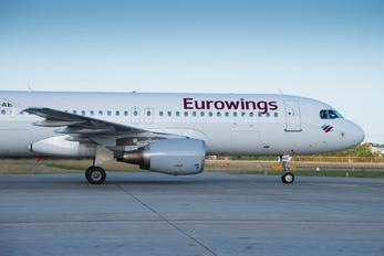 D-ABZL - Eurowings Airbus A320