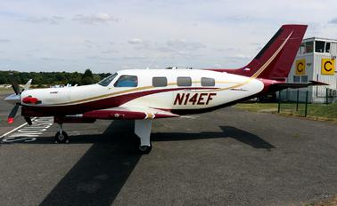 N14EF - Private Piper PA-46 Malibu Meridian / Jetprop DLX