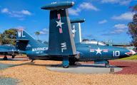 123652 - USA - Marine Corps Grumman F9F Panther aircraft