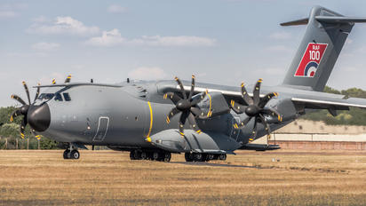 EC-400 - Spain - Air Force Airbus A400M