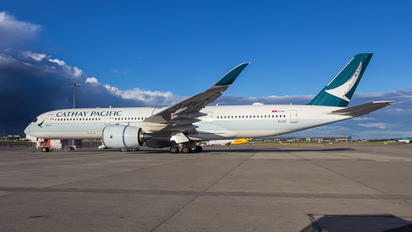 B-LRX - Cathay Pacific Airbus A350-900