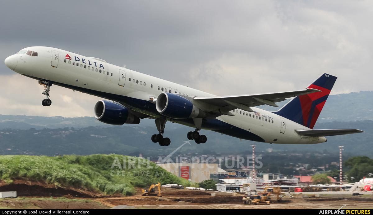 Delta Air Lines N684DA aircraft at San Jose - Juan Santamaría Intl