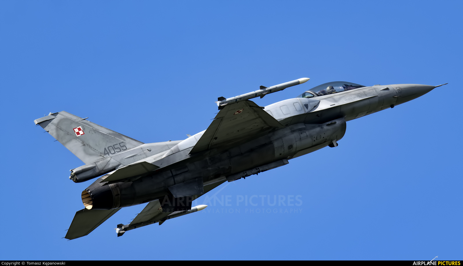Poland - Air Force 4055 aircraft at Mielec