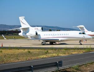 N713L - Private Dassault Falcon 7X