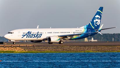 N281AK - Alaska Airlines Boeing 737-900ER