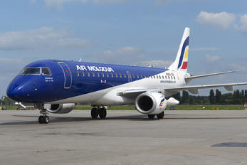 ER-ECB - Air Moldova Embraer ERJ-190 (190-100)