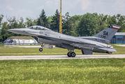 87-0339 - USA - Air National Guard Lockheed Martin F-16C Fighting Falcon aircraft