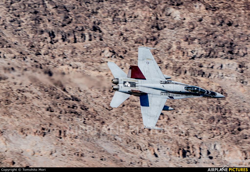 USA - Marine Corps VFMA232 aircraft at Death Valley - Furnace Creek