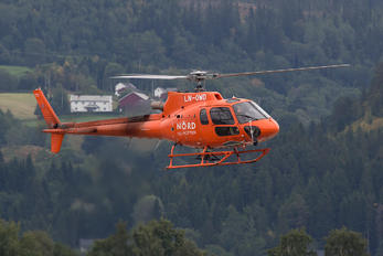 LN-OWD - Nord Helikopter AS Aerospatiale AS350 Ecureuil / Squirrel