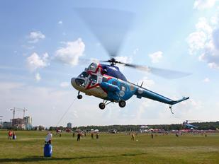 RF-91318 - DOSAAF / ROSTO Mil Mi-2