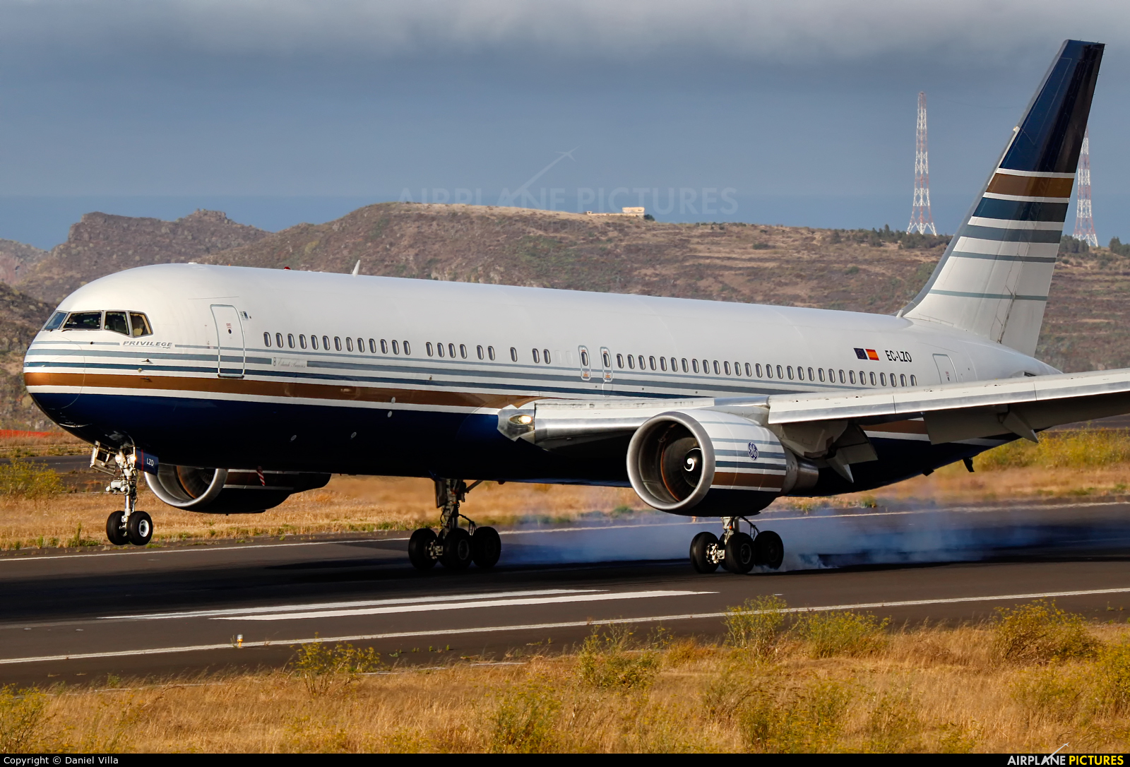 Privilege Style EC-LZO aircraft at Tenerife Norte - Los Rodeos