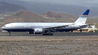 EC-MIA - Privilege Style Boeing 777-200ER