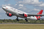 G-VLNM - Virgin Atlantic Airbus A330-200 aircraft
