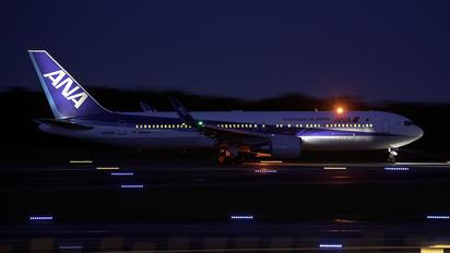 JA621A - ANA - All Nippon Airways Boeing 767-300ER