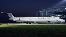 UR-COC - Bravo Airways McDonnell Douglas MD-83 aircraft