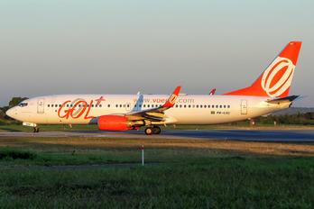PR-GXC - GOL Transportes Aéreos  Boeing 737-800