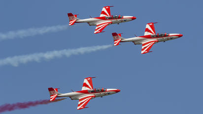 3H2011 - Poland - Air Force: White & Red Iskras PZL TS-11 Iskra