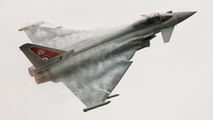ZK318 - Royal Air Force Eurofighter Typhoon FGR.4 aircraft