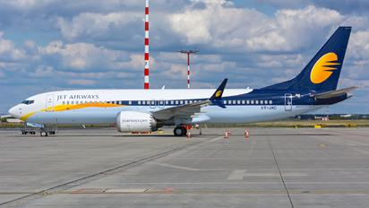 VT-JXC - Jet Airways Boeing 737-8 MAX