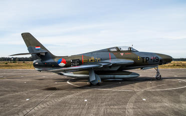 TP-190 - Netherlands - Air Force Republic RF-84F Thunderflash