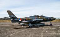 TP-190 - Netherlands - Air Force Republic RF-84F Thunderflash aircraft