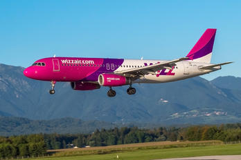 HA LPV - Wizz Air Airbus A320