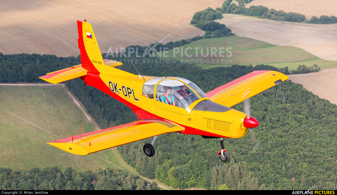Private OK-OPL aircraft at In Flight - Slovakia