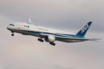 JA894A - ANA - All Nippon Airways Boeing 787-9 Dreamliner