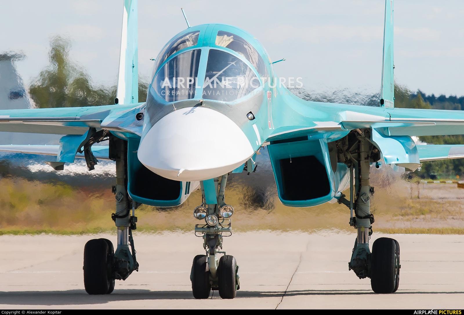 Russia - Air Force 07 aircraft at Kubinka