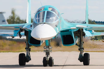07 - Russia - Air Force Sukhoi Su-34