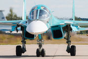 07 - Russia - Air Force Sukhoi Su-34 aircraft