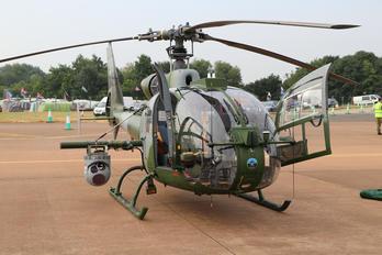 ZA772 - UK - Army Air Corps Westland Gazelle AH.1