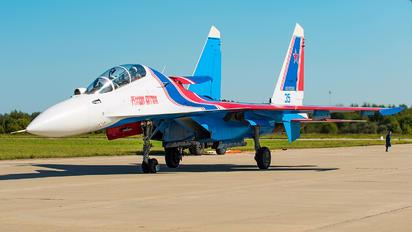 "RF-81706 - Russia - Air Force ""Russian Knights"" Sukhoi Su-30SM"