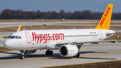 TC-NBC - Pegasus Airbus A320 NEO